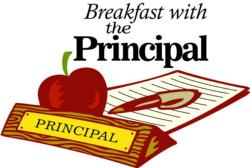 Breakfast with the Principal - December 5th 7:45am