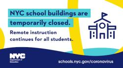 Stuyvesant High School continues to learn remotely until further Notice; read the 11/29 Chancellor's Update