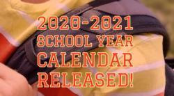 NYC DOE Releases 2020-2021 School Year Calendar